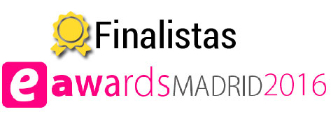 Finalistas eawards Madrid 2016