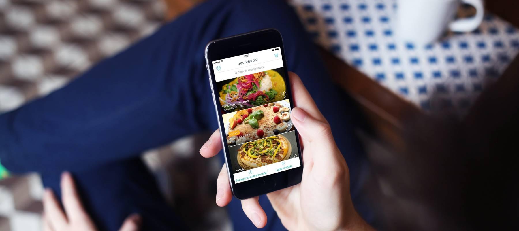 pedir la carta en el restaurante de manera online