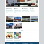 Diseño web para el Parque Comercial Alavera