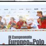 Diseño de la página web para la Real Federación Española de Polo