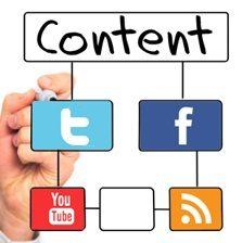 Crea contenido en las redes sociales