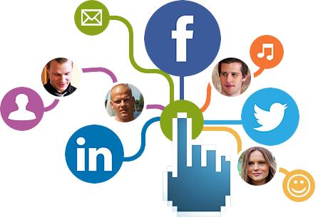 Clomunidad Redes Sociales