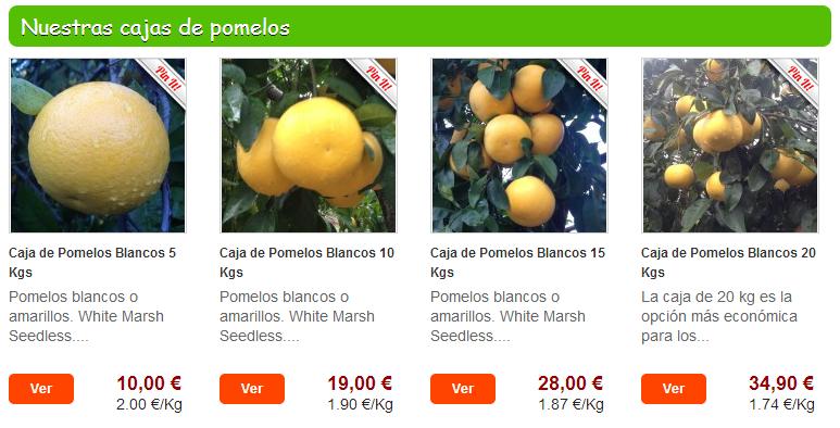 Pomelos 1