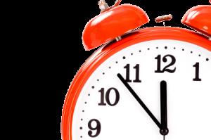 Programar el día y la hora de publicación