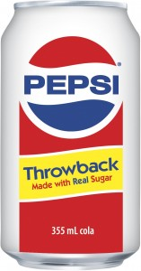 Pepsi Throwback