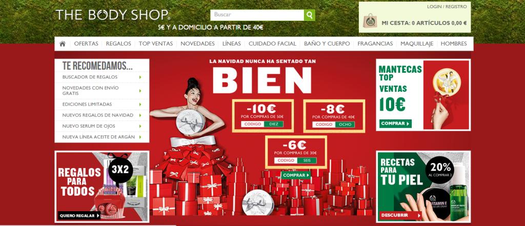 Navidad en tu tienda online