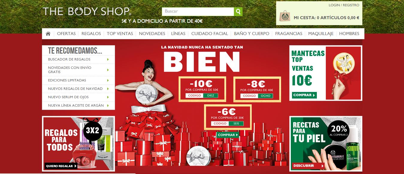 como preparar una campaña de Navidad en tu tienda online