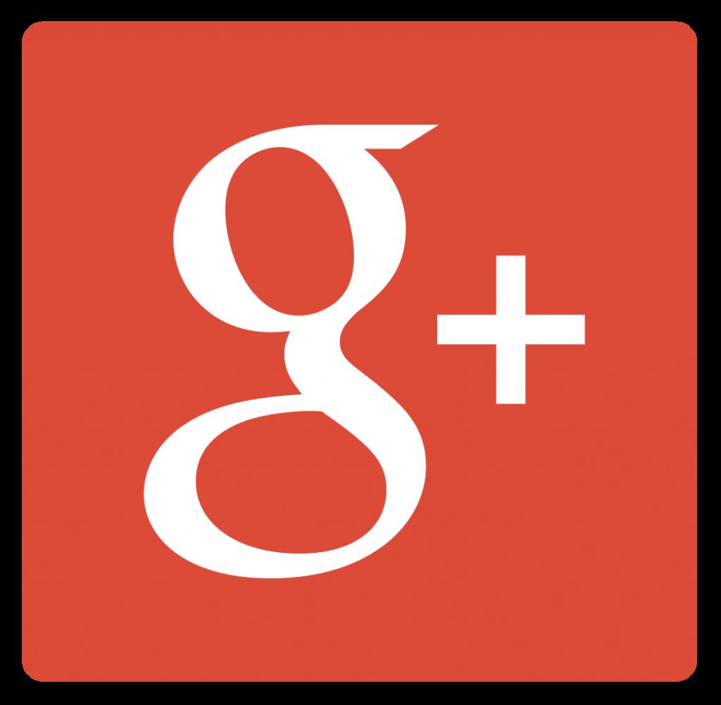 Logotipo Google Plus
