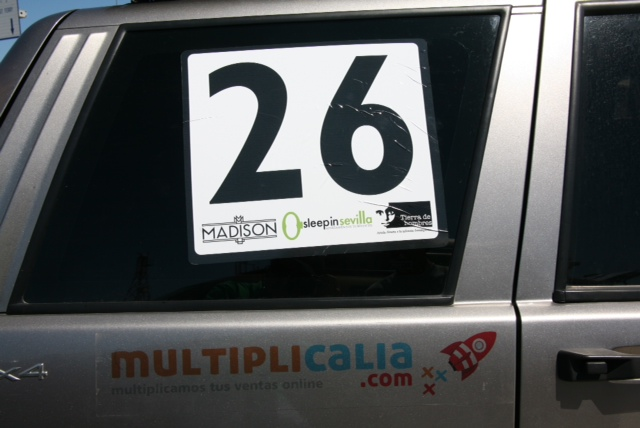 Rally Solidario con Multiplicalia