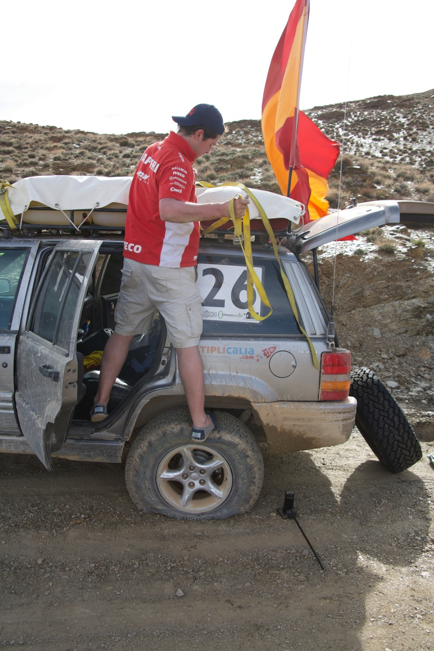 Rally Solidario