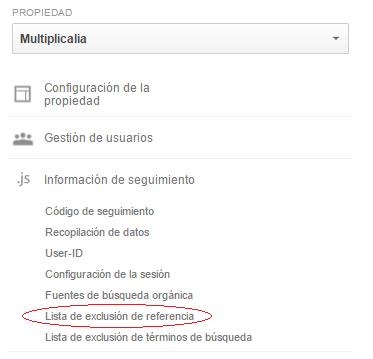 quitar spam