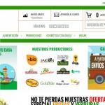 Diseño de tienda online para Alimentabio