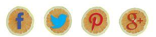 boton redes sociales