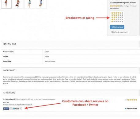 Plugin para comentar en tu tienda online