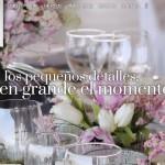 Diseño tienda online: Lambel Catering, especialistas en catering para bodas