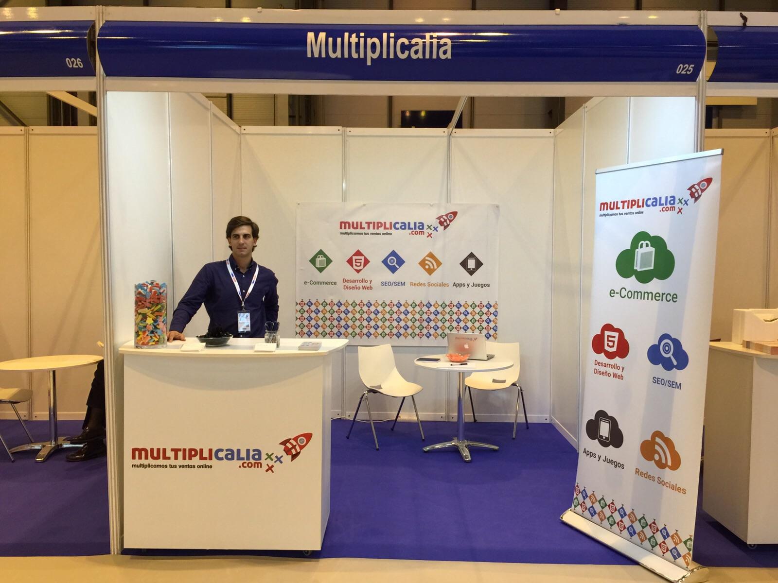 Multiplicalia en el eShow Madrid 2015
