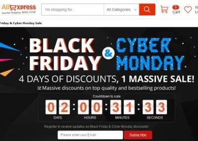 Estrategias de Alibaba group durante el black friday y cyber monday