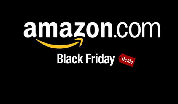 Estrategias de Amazon para promocionar el black friday