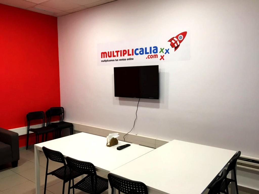 En multiplicalia tenemos oficina nueva for Comedor para oficina