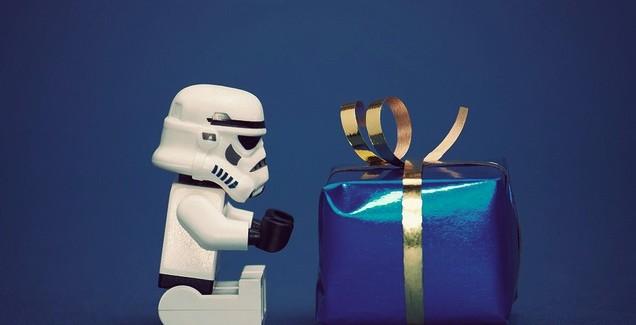 navidad en las grandes tiendas online