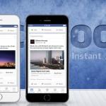 Instant Articles: nuevo programa de Facebook
