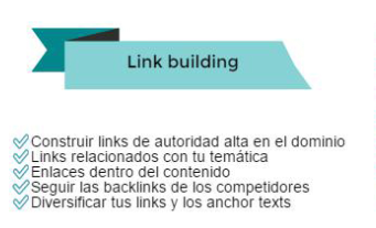 link buildings SEO