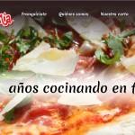 Diseñamos la nueva web de O mamma mia