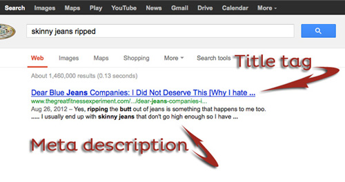 how to create seo titles and tags