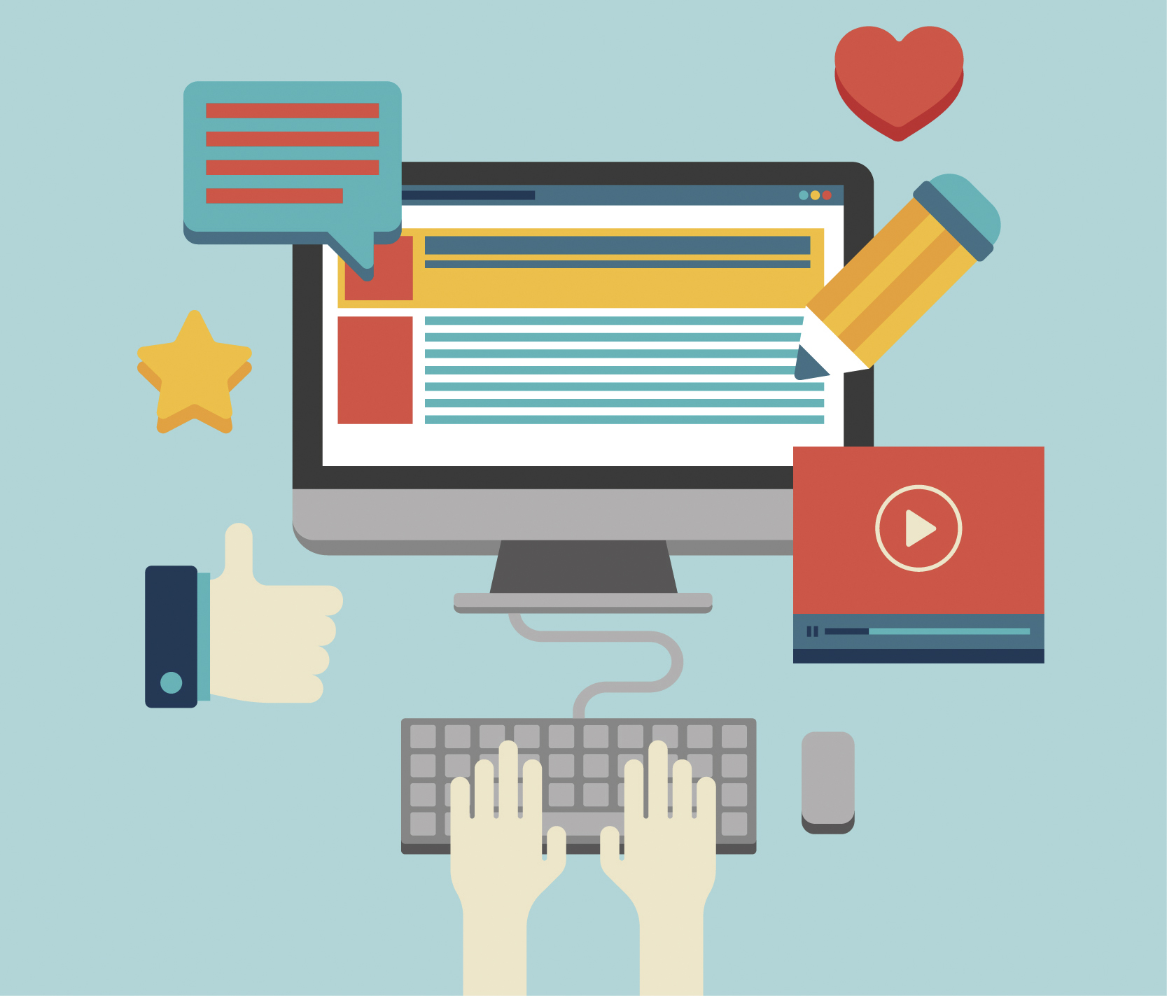 C mo preparar los textos para el dise o web de tu empresa for Design del mazzo online