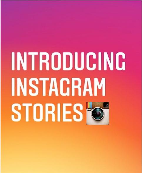 Instagram Stories lo último de las redes sociales