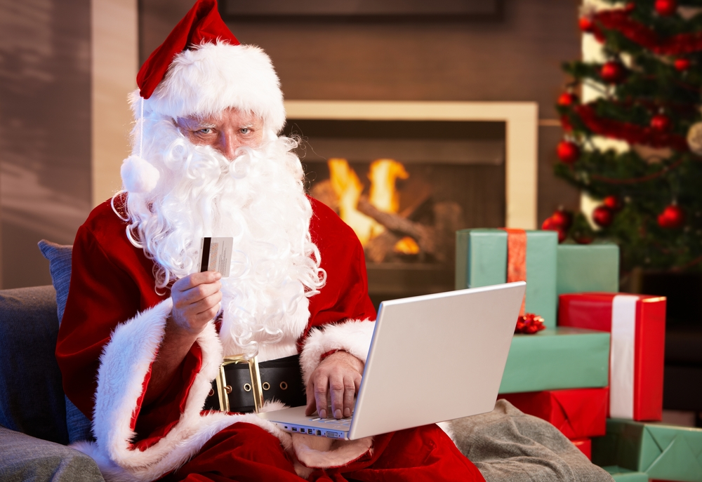 calendario ecommerce Navidad
