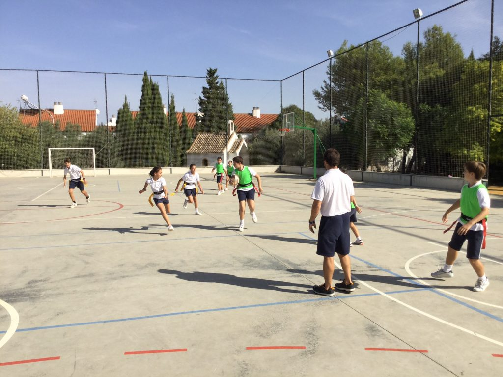 diseño web yago school deporte