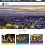 Diseño web para Discover Andalucía y Sevilla