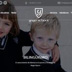 Nuevo diseño web para Yago School