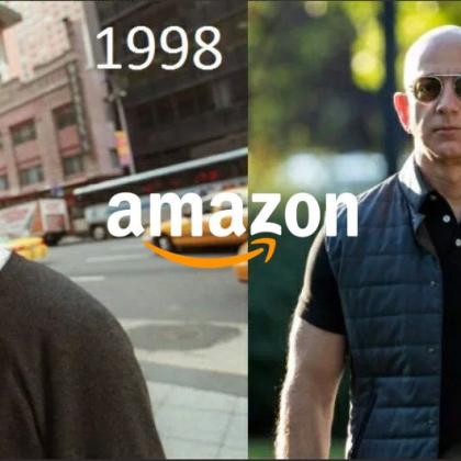 El fundador de Amazon, la historia de Jeff Bezos