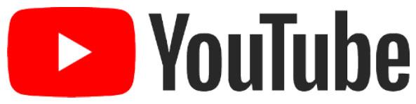 nuevo logo de youtube, una de las redes sociales más usdas de 2018