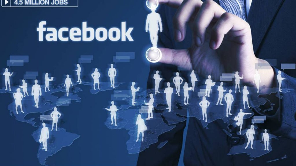 employment portal massive Facebook jobs