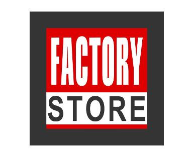 Logo de Factory Store