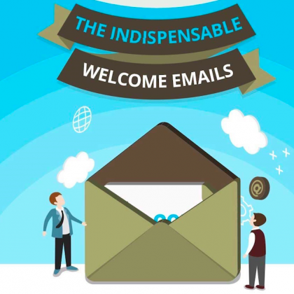 Cómo crear un email de bienvenida: ejemplos que aciertan