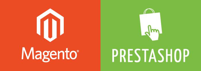 Plataformas ecommerce: comparando Magento vs Prestashop