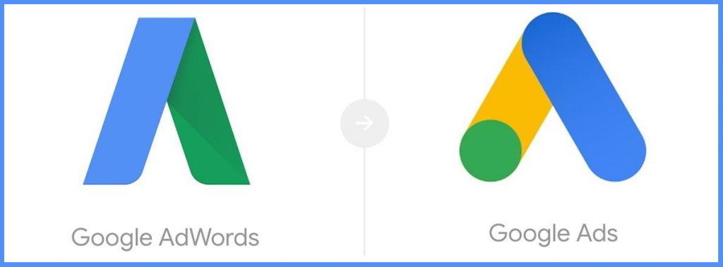 de google adwords a google ads