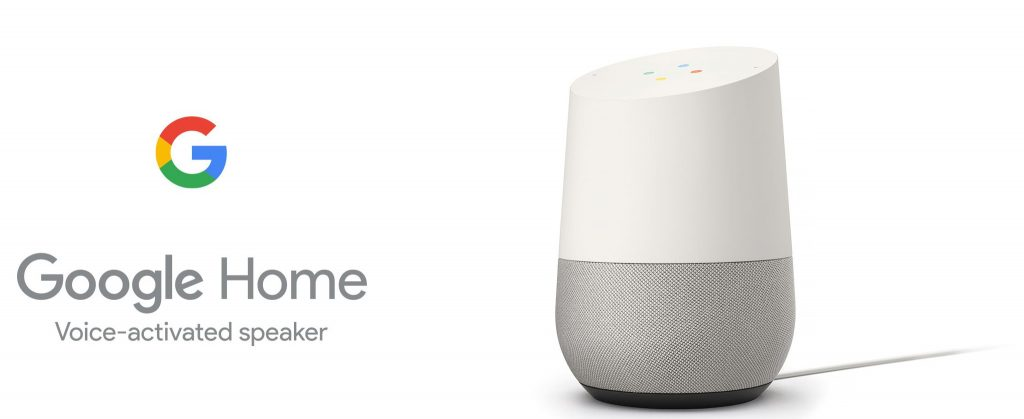 voice commerce google home