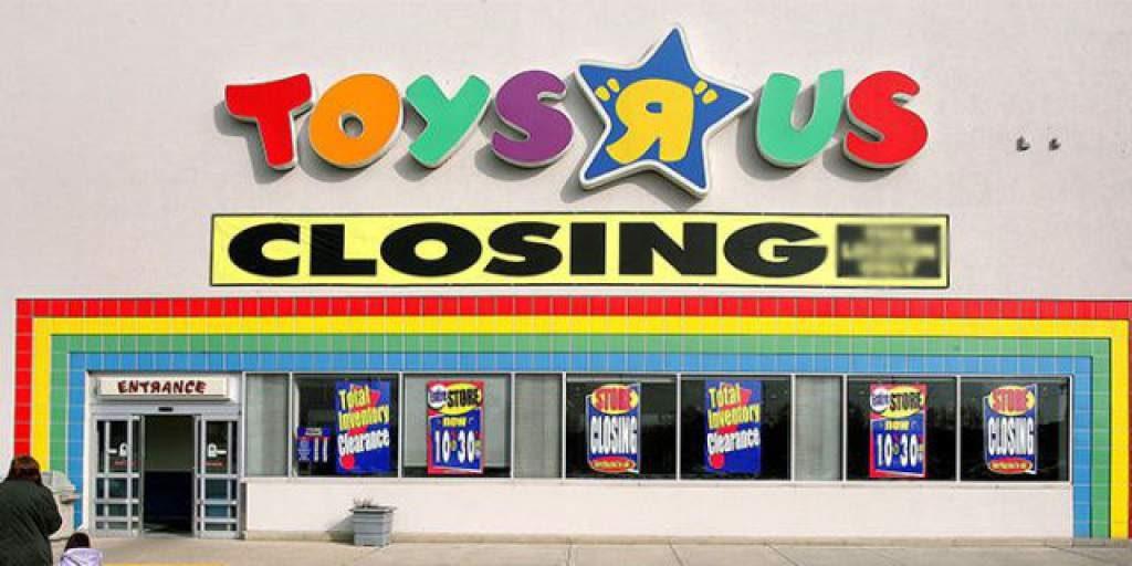 mala estrategia de ventas online de toys r us