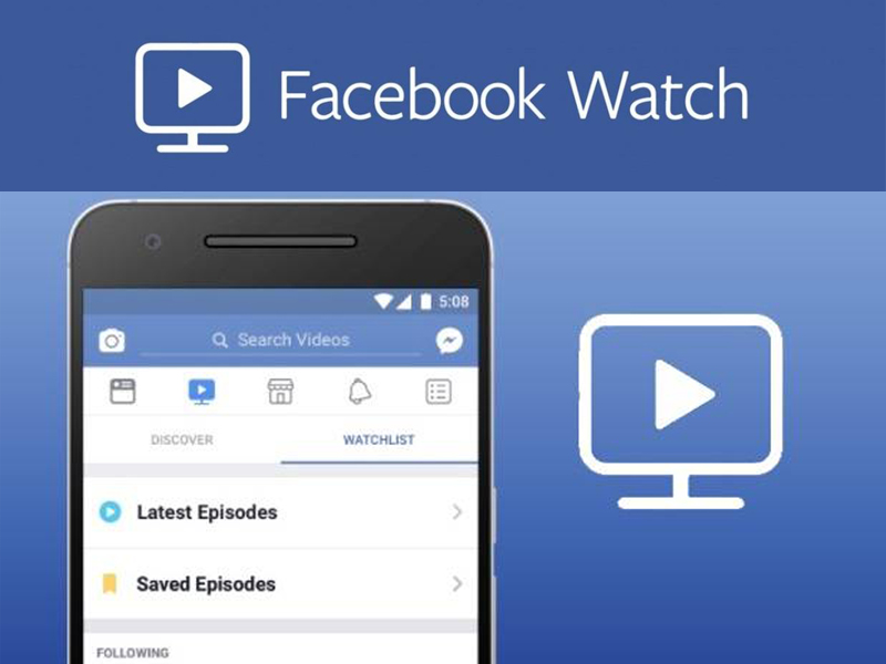 facebook watch que es