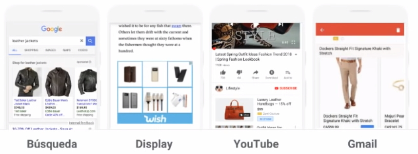 google marketing live google shopping