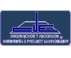 Sitio web de CUE Arquitectos y Abogados
