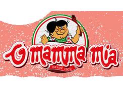 Sitio web de la cadena de restaurantes O Mamma Mia
