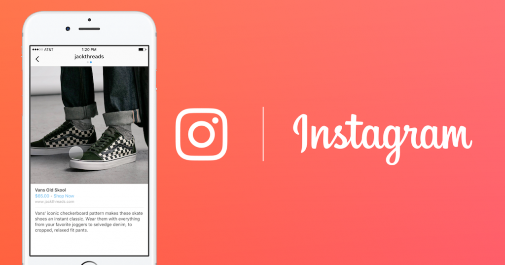 nueva app de shopping de instagram para empresas