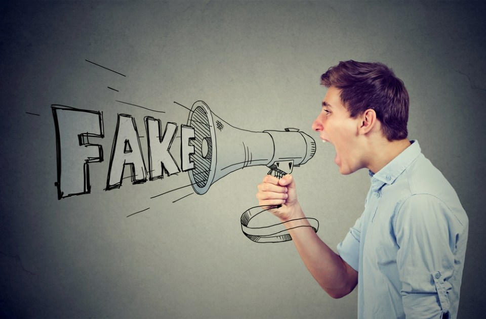 falsos seguidores en las redes
