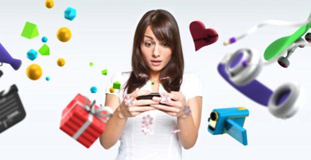 mensajeria movil mensaje personalizable